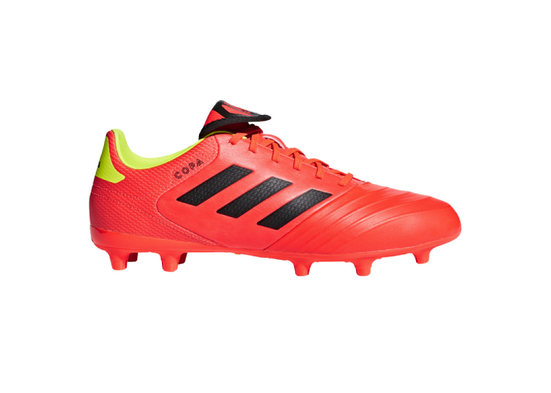 the latest b6810 972e2 Adidas Copa 18.1 fg Red Orange with Yellow – The Soccer Shop